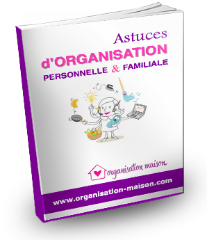Livre astuces d'organisation personnelle et familiale