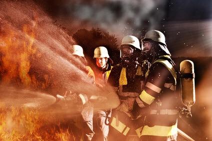maîtriser l'incendie