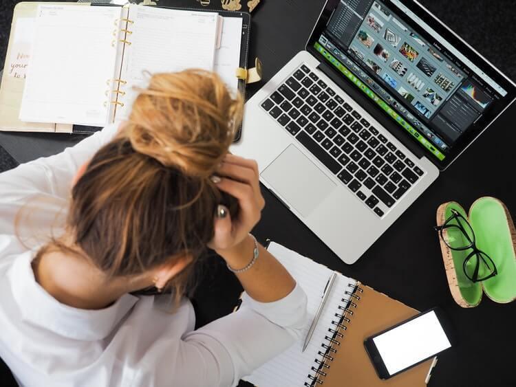 culpabiliser a cause de la procrastination
